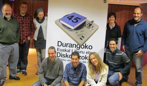 Durangoko  Euskal  liburu  eta  disko  azoka