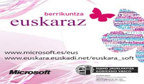 IKTetako  erreminta  berritzaileenak  euskaraz