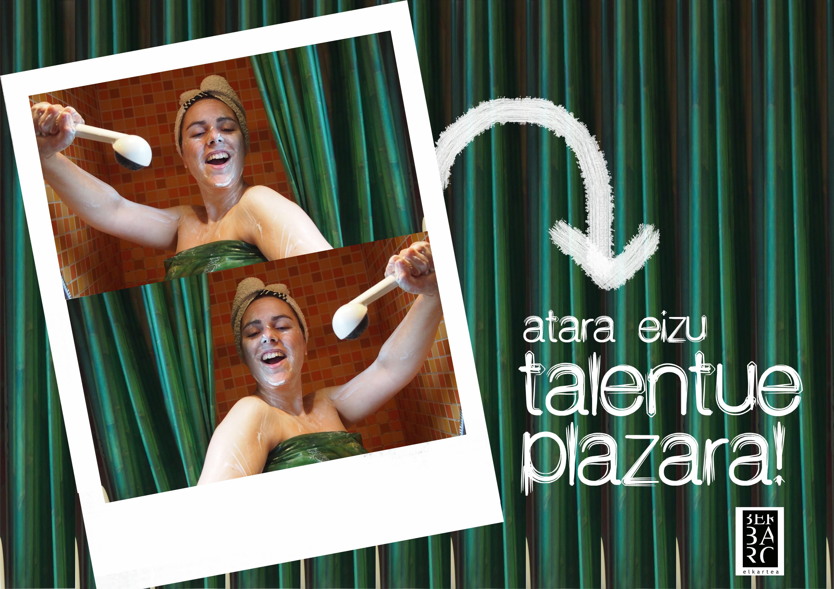 Atara  eizu  talentue  plazara!  (III)