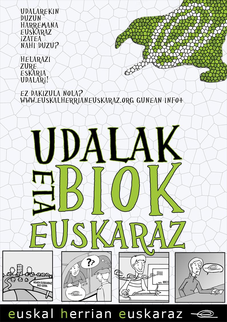 Udalak  eta  biok  euskaraz