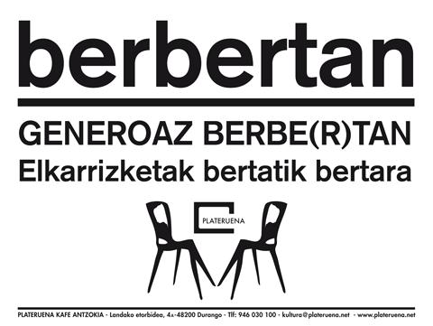 Generoaz  berbetan,  berbertan