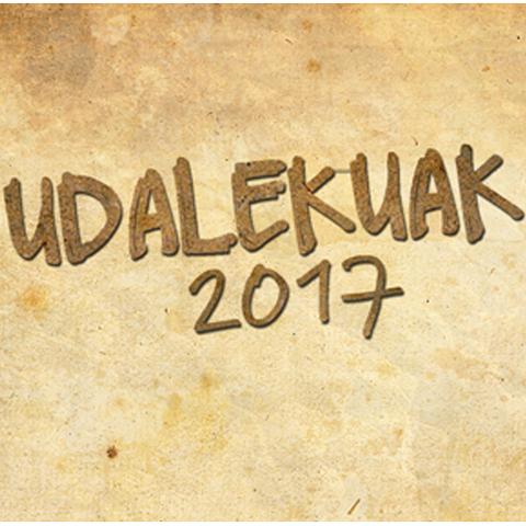 UDABERRIKO  EGONALDIAK  ETA  UDALEKUAK  2017