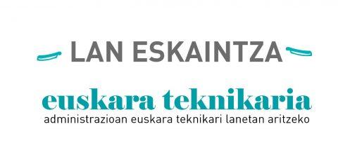 Lan-eskaintza:  euskara  teknikaria