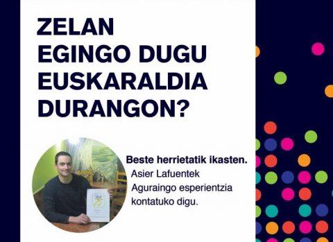 Zelan  egingo  dugu  Euskaraldia  Durangon?